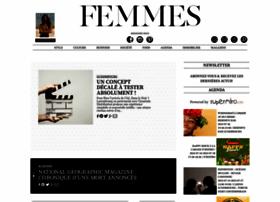 Femmesmagazine.lu thumbnail