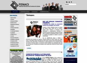 Fenaci.org.br thumbnail