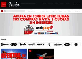 Fender.cl thumbnail