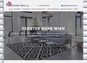 Fenster-werk.at thumbnail