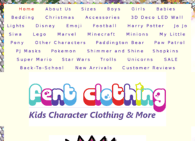 Fentclothing.ie thumbnail