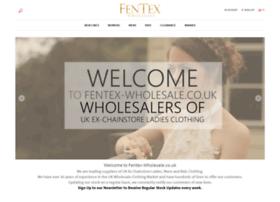 Fentex-wholesale.co.uk thumbnail
