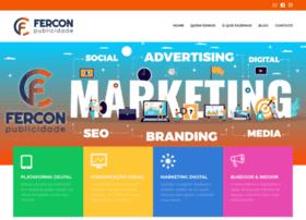 Fercon.com.br thumbnail