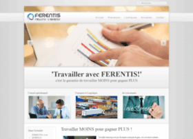 Ferentis.fr thumbnail