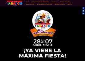 Feriatabasco.com.mx thumbnail