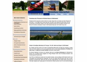 Ferienhaus-mariechen.de thumbnail