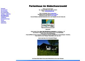 Ferienhaus-sued-schwarzwald.de thumbnail