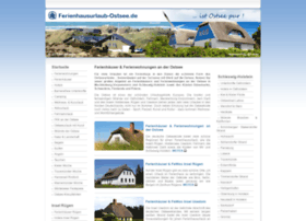Ferienhausurlaub-ostsee.de thumbnail