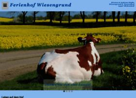 Ferienhof-wiesengrund.de thumbnail