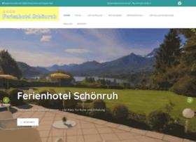 Ferienhotel-schoenruh.at thumbnail