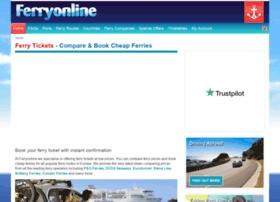 Ferryonline.co.uk thumbnail