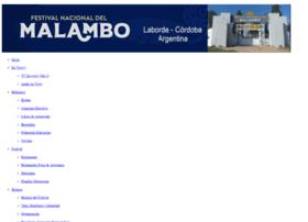 Festivaldelmalambo.com.ar thumbnail