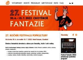 Festivalfantazie.cz thumbnail