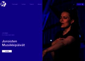 Festivals.fi thumbnail