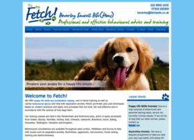Fetchpets.co.uk thumbnail