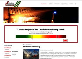 Feuerwehr-landsberg.de thumbnail