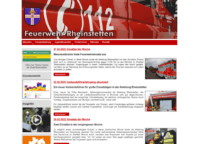Feuerwehr-rheinstetten.de thumbnail