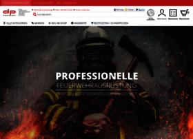 Feuerwehrbedarf-dagdas.de thumbnail
