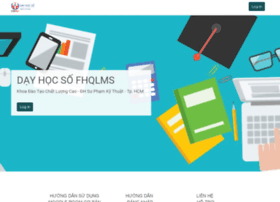 Fhqlms.hcmute.edu.vn thumbnail