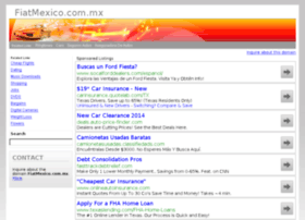 Fiatmexico.com.mx thumbnail