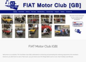 Fiatmotorclubgb.co.uk thumbnail