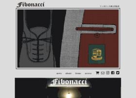 Fibonacci.tokyo.jp thumbnail