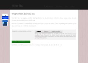 Fichier-doc.fr thumbnail