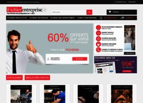 Fichierentreprise.fr thumbnail
