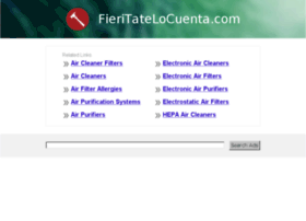 Fieritatelocuenta.com thumbnail