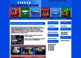 Fiestaplaneta.com thumbnail