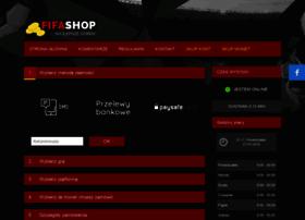 Fifashop.eu thumbnail