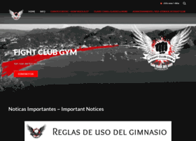 Fightclubgymsjds.com thumbnail