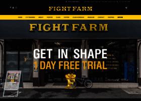 Fightfarm.jp thumbnail