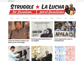 Fightforsocialism.org thumbnail