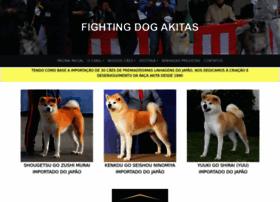 Fightingdogakitas.com.br thumbnail
