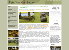 Fightyourownbattles.co.uk thumbnail