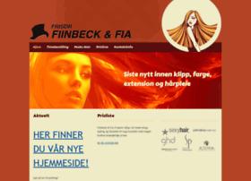Fiinbeckogfia.no thumbnail