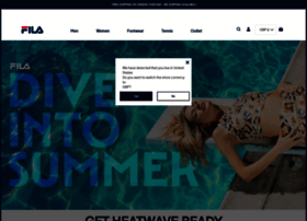 Fila.co.uk thumbnail