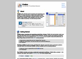 Filebot.net thumbnail