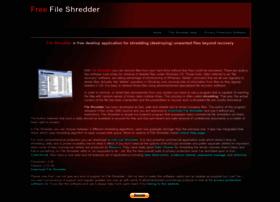 Fileshredder.org thumbnail