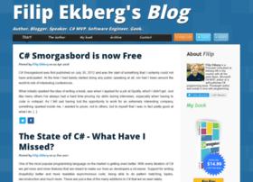 Filipekberg.se thumbnail