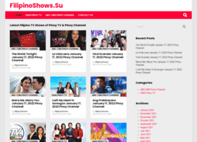 Filipinoshows.su thumbnail
