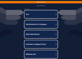 Filmoteka.rs thumbnail