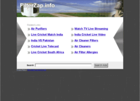 Filterzap.info thumbnail