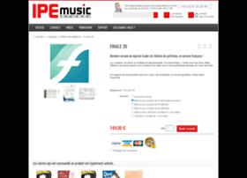Finalemusic.fr thumbnail