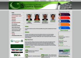 Finance.gov.pk thumbnail