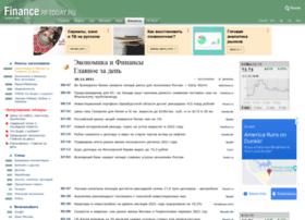 Finance.rftoday.ru thumbnail