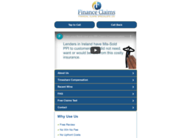 Financeclaims.ie thumbnail