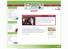 Financeintheclassroom.org thumbnail