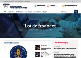 Finances.gov.tn thumbnail